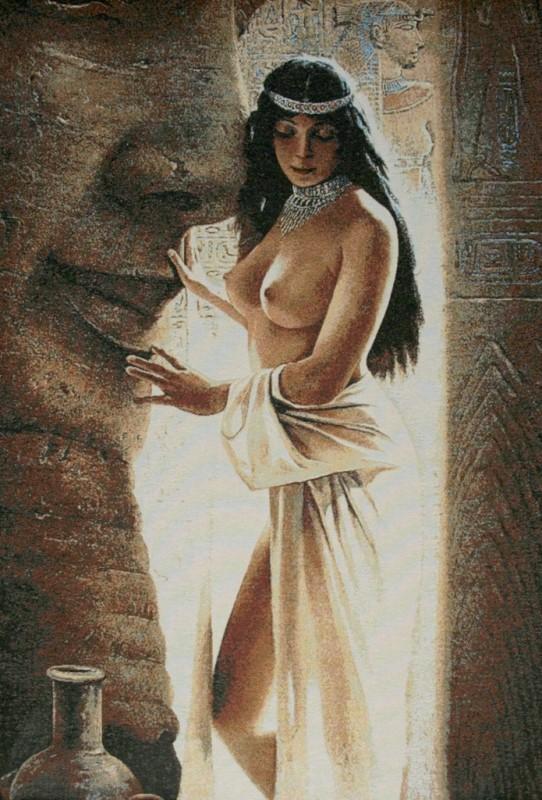 Фото египтянок голых